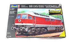 """Revell 02169 Spur H0, Bausatz Diesellokomotive BR 130 / 230 """"Ludmilla"""""""