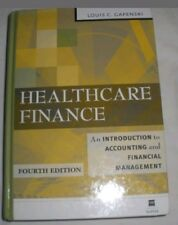 Healthcare Finance Accounting & Financial Management  L.Gapenski 2008  4th ED.