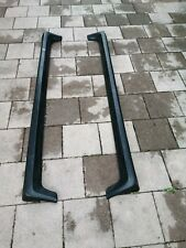Bmw e30 genuine ZENDER side skirts spoiler NEW NOS alpina hartge bbs m tech
