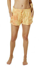 Florabella Resort Wear Sentosa 100% Cotton Voile Shorts NWT Med Fully Lined $85