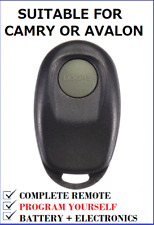 Remote Fob Suitable for Toyota Avalon Camry 2000 2001 2002 2003 2004 2005 2006