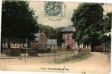 CPA Eu-Ferme Modéle du Parc (234854)