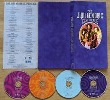 Jimi Hendrix - Experience (RARE, Velevet Cover 4 CD Box Set 2000)