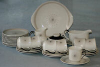 ROYAL DOULTON - TEA SET AND TABLEWARE  - TC1026 ' MORNING STAR '