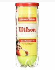 Wilson Sporting Goods Championship Extra Duty Tennis Balls 1-Can It/253