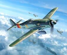 Avion de chasse Allemand FOCKE WULF Fw190 D-9, WW2  - KIT REVELL 1/48 n° 3930