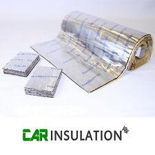 16Sqft PeaceMAT Car Sound Deadening Mat Anti Vibration Panel Dampening Van Bulk