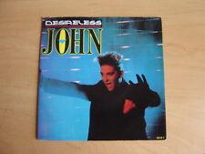 "Desireless: John  7"": 1988 UK Release: Picture Sleeve."