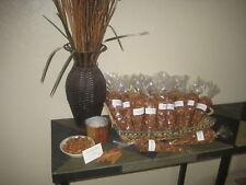 One Pound Cinnamon Sugar Roasted Pecans/ healthy snack/ Missouri native