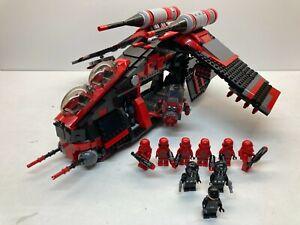 Lego® Star Wars™ Sith Heavy Assault Gunship MOC Custom Lego 7676 75021 75292