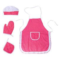 Set da cuoco per bambini da 4 pezzi Set di giocattoli da cucina per cottura