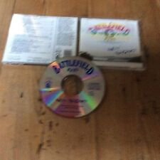 "BATTLEFIELD BAND ""NEW SPRING"" CD (1991) SCOTTISH FOLK-temple Records"