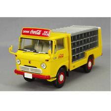 Tomica LV43-01b Limited Vintage 43 Izusu Elf Coca-Cola (Yellow) Truck 1/43