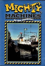 NEW DVD w/o SHRINKWRAP // Mighty Machines: At the Harbor // CHILD EDUCATIONAL