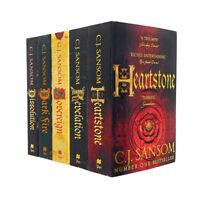 The Shardlake Series Collection 5 Books Set By C.J. Sansom,Dissolution Dark Fire