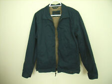 O'Neill Sherpaman Lined Jacket Zippered Men's Small S Navy Blue Fleece