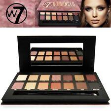 W7 Romanced Neutrals In Love EyeShadow 14 Colour Palette Warm Nude Brown Shades
