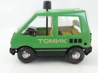 TOMIK USSR Tin Car Metal Car Model Vintage Toy Original Boxed
