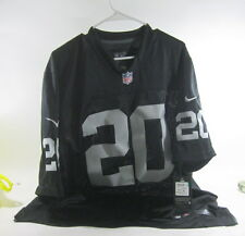 NFL Oakland Raiders LIMITED Stitched JERSEY Black 468933 013 XL  ***