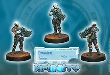 Infinity BNIB Nomads - Prowlers (Spitfire) 280544