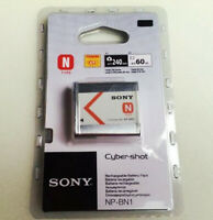 Battery for Sony NP-BN1 NP BN1 Cyber Shot DSC TX5 TX7 TX9 W310