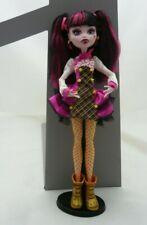 Monster High - Poupée Draculaura-27 cm-COLLECTION-COMME NEUVE-