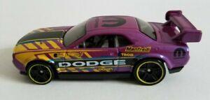 Hot Wheels - Loose 1:64 - Dodge Challenger Drift Car