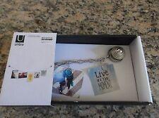 Umbra Chainlink Photo/Memo Holder - 5 Clips