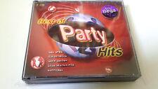 "CD ""BEST OF PARTY HITS"" 2CD 36 TRACKS COMO NUEVO EURYTHMICS GARY BARLOW SEETBOX"