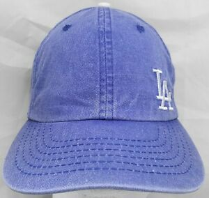 Los Angeles Dodgers MLB New Era vintage KMG Pro Model adjustable cap/hat
