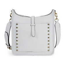 Rebecca Minkoff Unlined Feed Bag - White