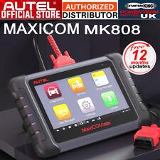 Autel MaxiCOM PRO MX808 MK808 OBD2 Full System Diagnostic DPF TPMS Reset Scanner