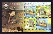 Pfadfinder Briefmarken aus CEPT, Europa Union & Mitläufer