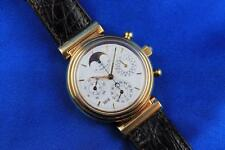 IWC Da Vinci Perpetual Calendar Chronorgaph 18kt Yellow Gold Watch Ref: 3750
