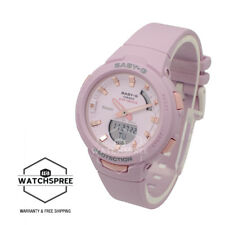 Casio Baby-G G-SQUAD Series Watch BSAB100-4A2