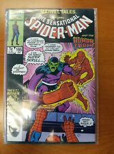 MARVEL TALES FEATURING THE SENSATIONAL SPIDER-MAN & THE HUMAN TORCH 1986 #195 NM