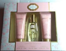 CHANTILLY SIGNATURE 3 PIECES GIFT SET: LOTION, BODY WASH, & EDT SPRAY 1 OZ. BB