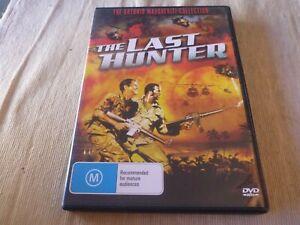 The Last Hunter (DVD) Region Free  David Warbeck, Tisa Farrow