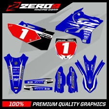 YAMAHA YZ YZF 125 250 350 450 WR WRF MOTOCROSS MX GRAPHICS FULL KIT OEM TEAM 18
