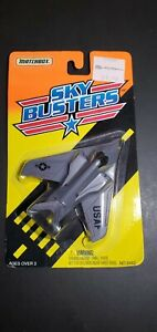 1995 MATCHBOX SKYBUSTERS Lockheed USAF F117-A STEALTH FIGHTER HAWK * MOC *