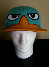 Disney Phineas and Ferb Where's Perry? Adjustable Hat Cap