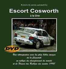 DVD Best of Ford Escort Cosworth WRC WM + France 90er Jahre Delecour etc 60m APV