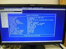 HP Compaq Elite Desktop Intel Core i5-3470S 2.9GHz 4GB RAM No HDD No OS
