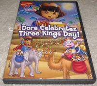 Dora the Explorer: Dora Celebrates Three Kings Day! 2008 by Chris Gifford; Brown