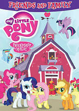 My Little Pony: Friendship Is Magic - Friends and Family (DVD, 2016)