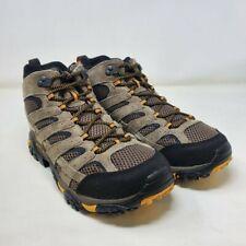 Merrell Moab Vent 2 MID Walnut Athletic Hiking Boots J06045W Men's size 9W NEW