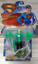 Superman Returns Kryptonie Armor  Lex Luthor  Action Figure Mattel