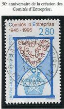 TIMBRE FRANCE OBLITERE N° 2936 COMITE D'ENTREPRISE / Photo non contractuelle