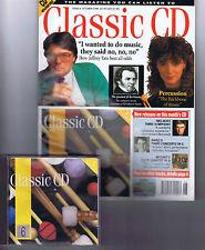 JEFFREY TATE Classic CD magazine with CDNo.6October1990