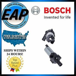 For Audi Q7 R8 TT Quattro Volkswagen Golf Jetta Engine Auxiliary Water Pump NEW